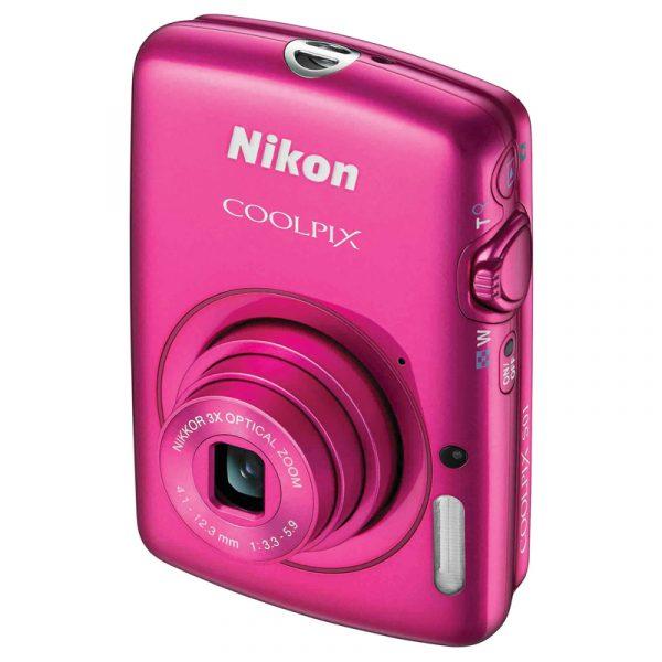 Nikon Coolpix S-01 Pink