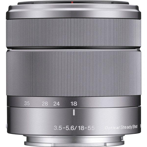 Sony E 18-55mm F3.5-5.6 OSS