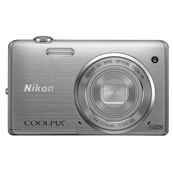 Nikon Coolpix S-5200 Silver