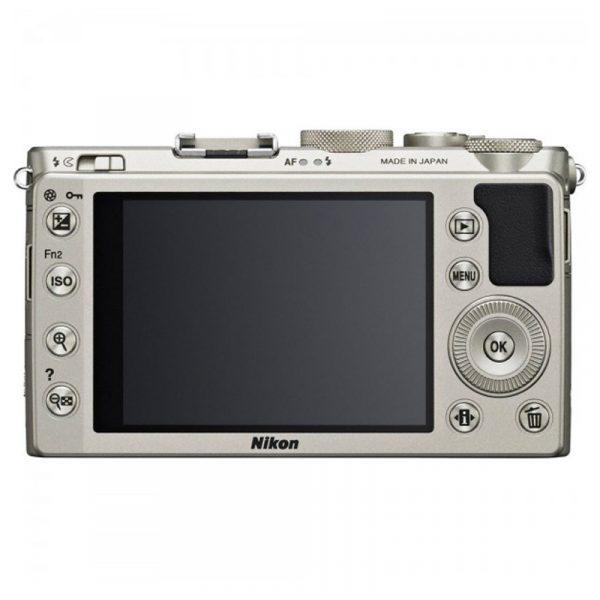 Nikon Coolpix A Silver