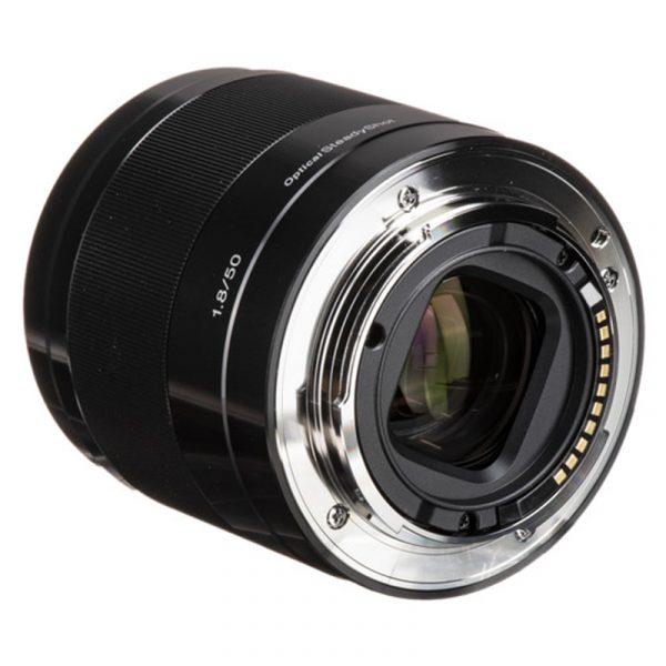 Sony E 50mm F1.8 Black