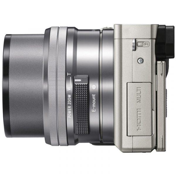 Sony A6000L Kit 16-50mm Silver