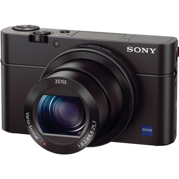 Sony RX 100 Mark III Black
