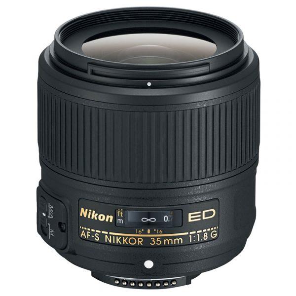 Nikon AF-S 35mm F1.8G ED