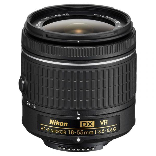 Nikon D5500 Kit 18-55mm VR Black