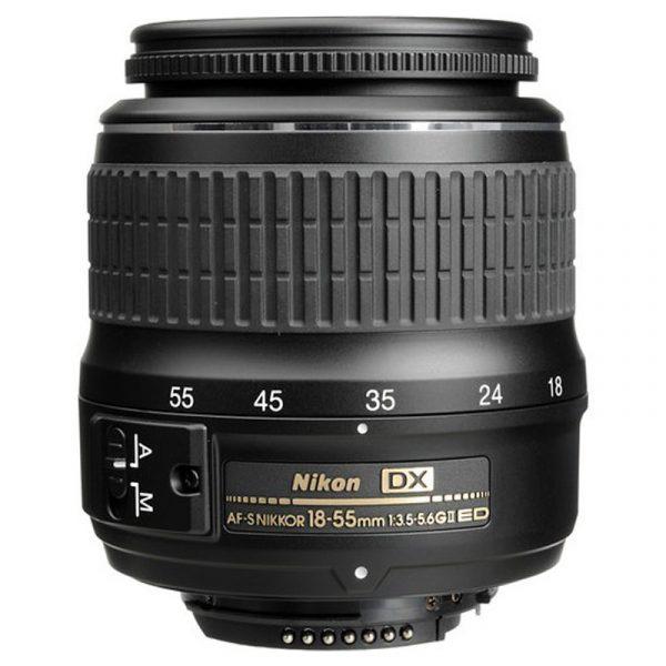 Nikon AF-S DX 18-55mm F3.5-5.6G ED II