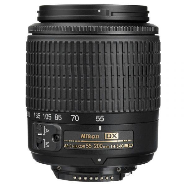 Nikon AF-S DX 55-200mm F4-5.6G ED Non VR
