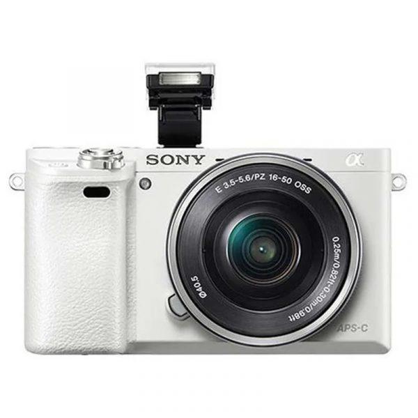 Sony A6000L Kit 16-50mm White