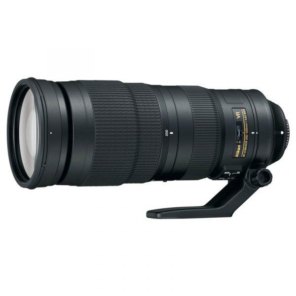 Nikon AF-S 200-500mm F5.6E ED VR