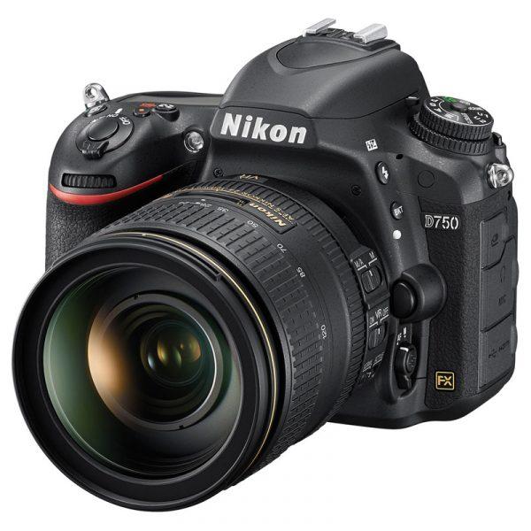Nikon D750 Kit 24-120mm 4G VR Black