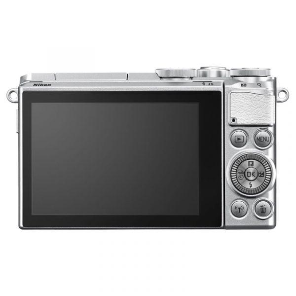 Nikon 1 J5 Kit 10-30mm VR White