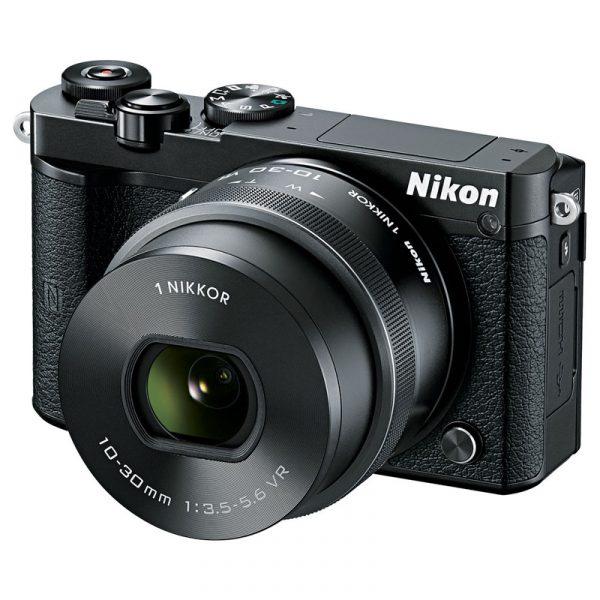 Nikon 1 J5 Kit 10-30mm VR Black