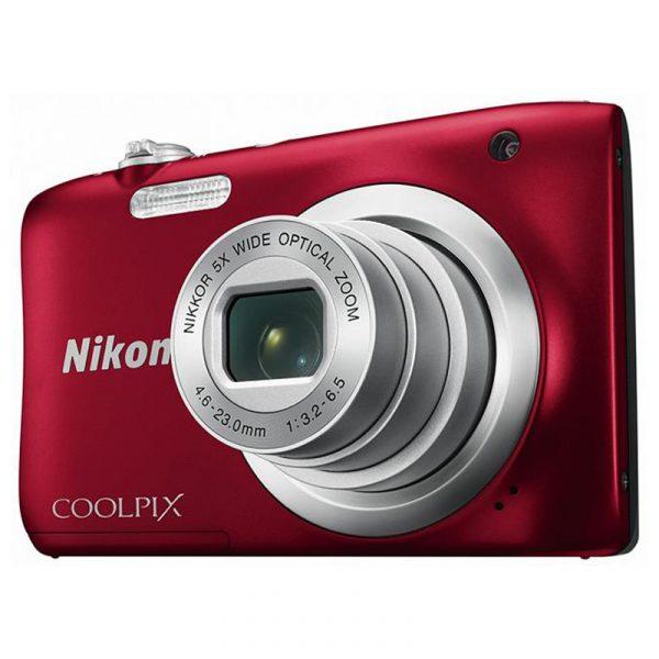 Nikon Coolpix A-100 Red