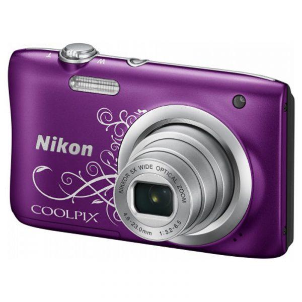 Nikon Coolpix A-100 Purple Tribal