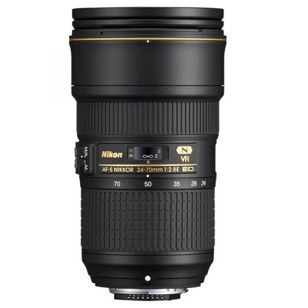 Nikon AF-S 24-70mm F2.8E ED VR
