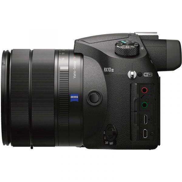 Sony RX 10 Mark III Black