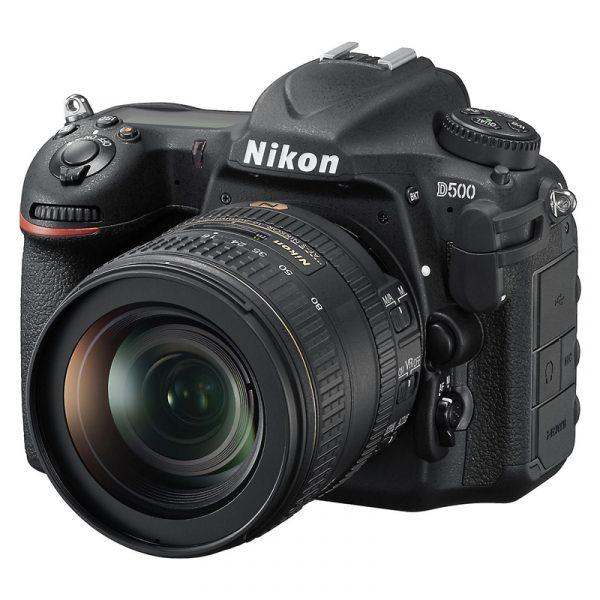 Nikon D500 Kit 16-80mm VR Black