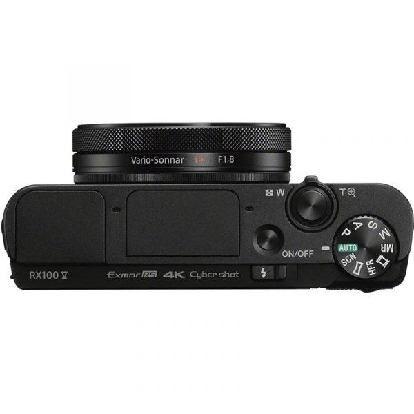 Sony RX 100 Mark VA Black