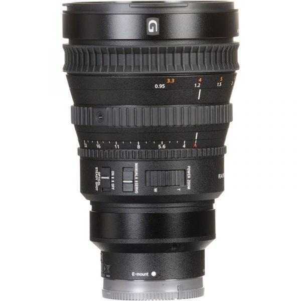 Sony FE 28-135mm F4 G PZ OSS