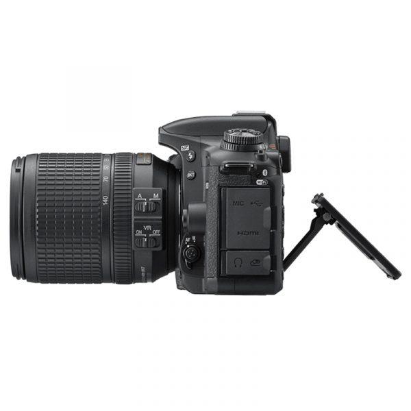 Nikon D7500 Kit 18-140mm VR Black