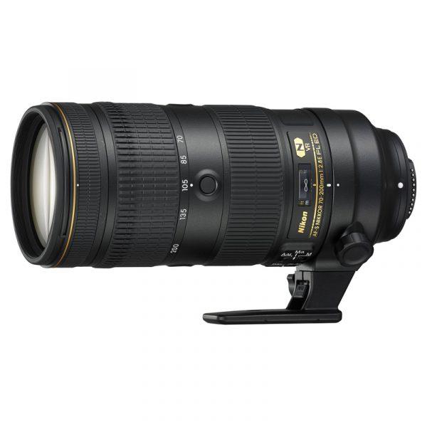 Nikon AF-S 70-200mm F2.8E FL ED VR