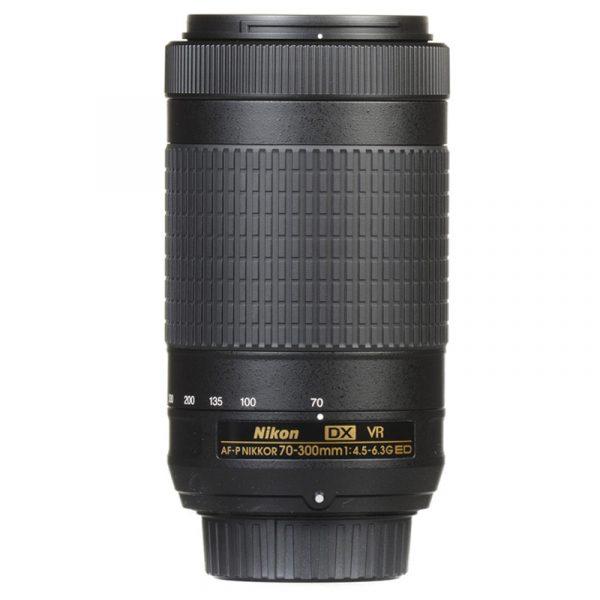 Nikon AF-P DX 70-300mm F4.5-6.3G ED VR