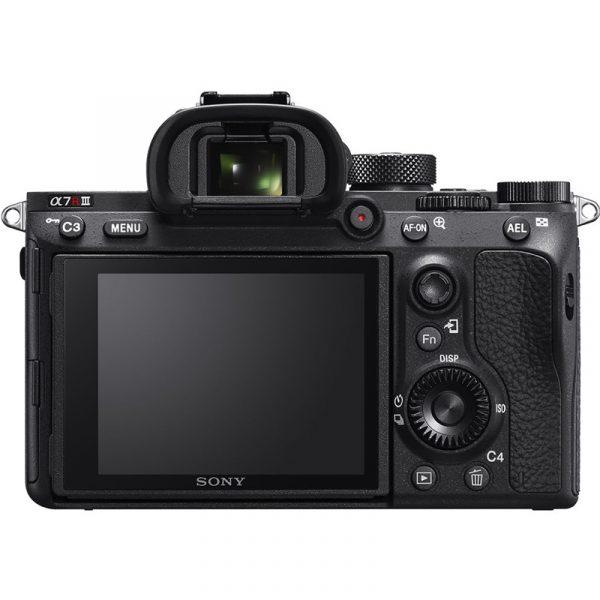 Sony A7 R III Body Only Black