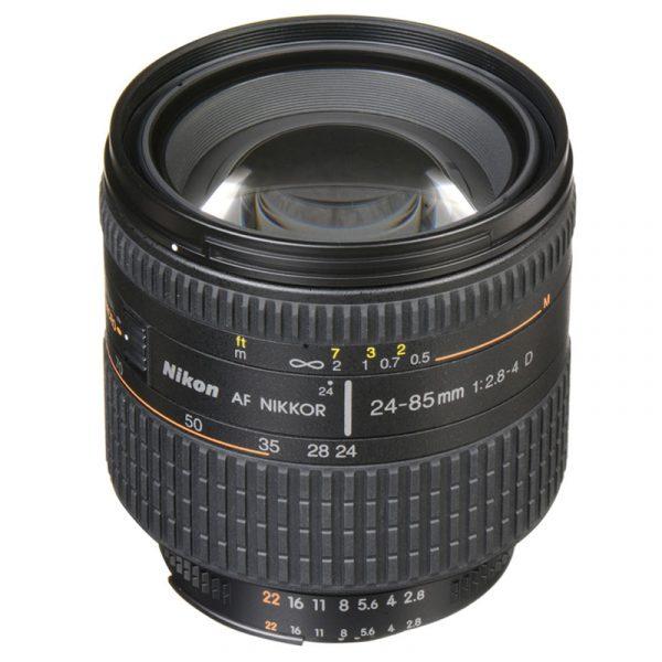 Nikon AF 24-85mm F2.8-4D IF
