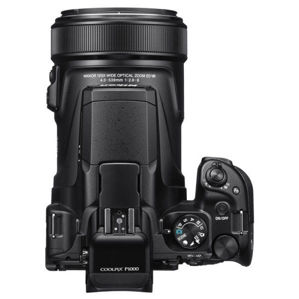 Nikon Coolpix P-1000 Black