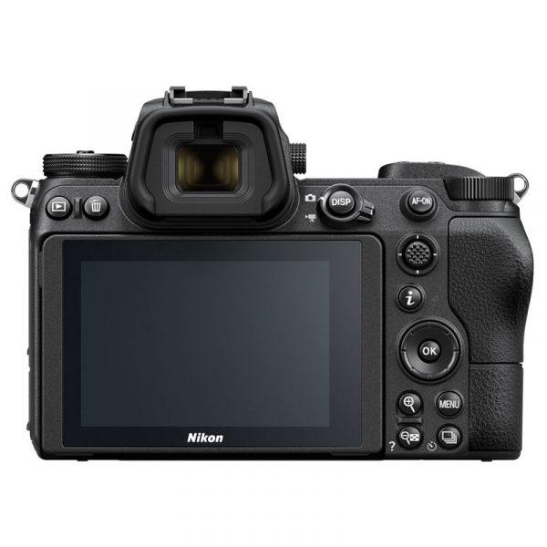 Nikon Z6 Body Only + FTZ Mount Adapter