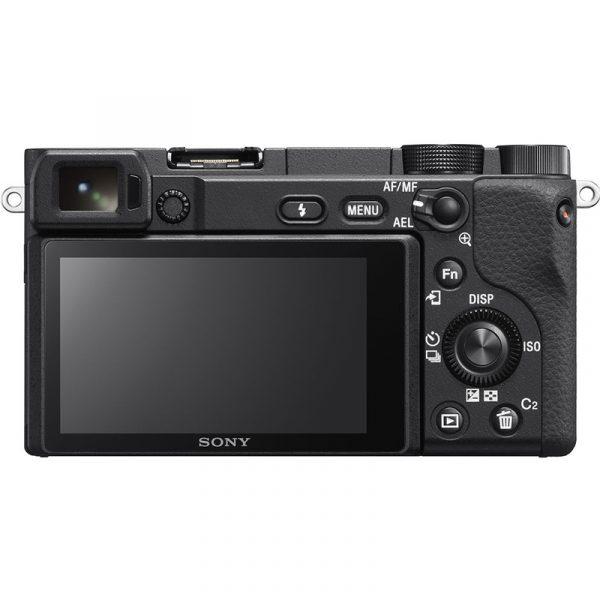 Sony A6400L Kit 16-50mm Black