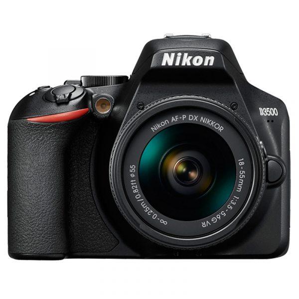 Nikon D3500 Kit 18-55mm VR Black