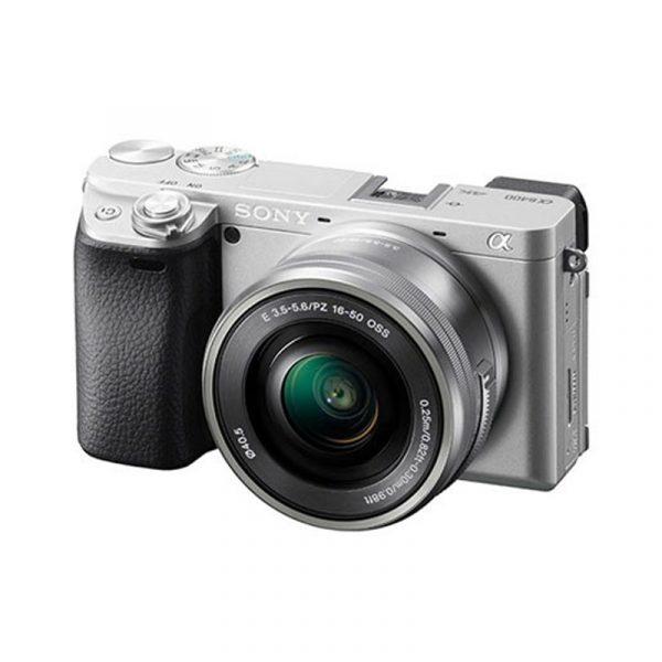Sony A6400L Kit 16-50mm Silver