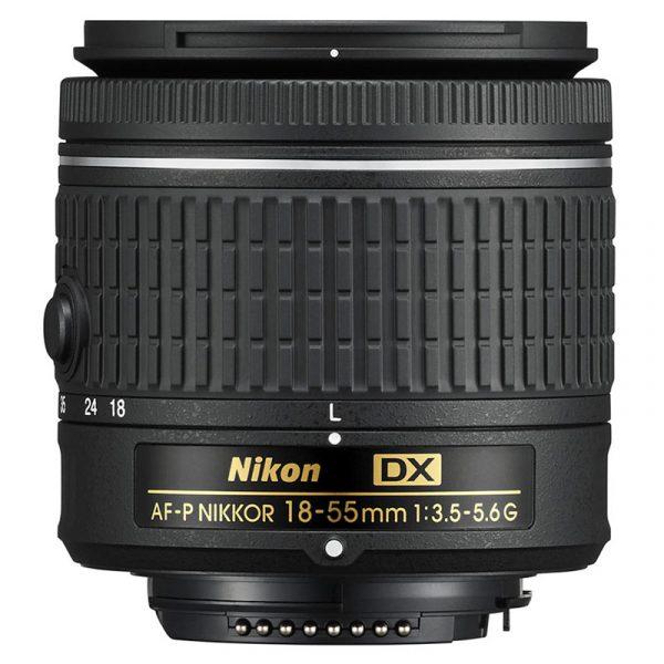 Nikon AF-P DX 18-55mm F3.5-5.6G