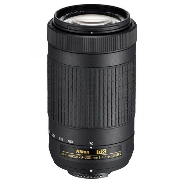 Nikon AF-P DX 70-300mm F4.5-6.3G ED Non VR