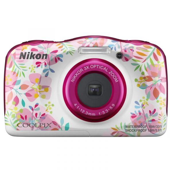 Nikon Coolpix W-150 Pink Tribal