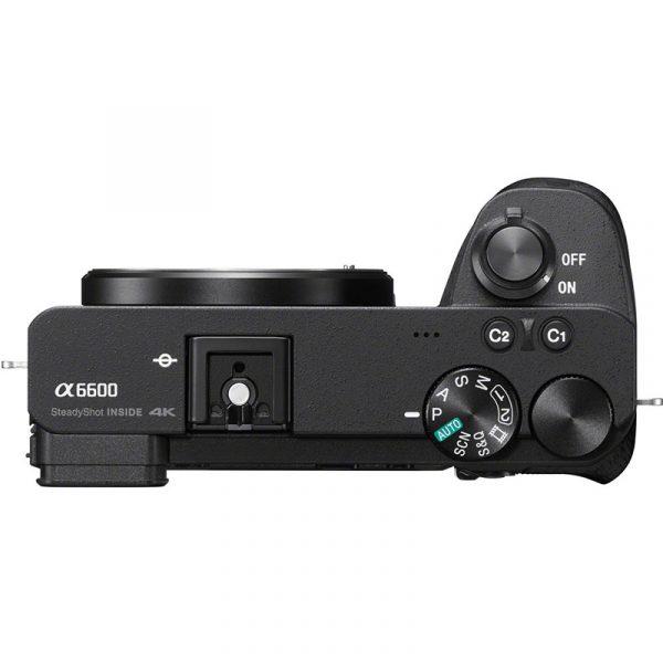 Sony A6600 Body Only Black