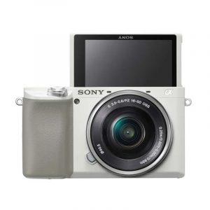 Sony A6100L Kit 16-50mm White