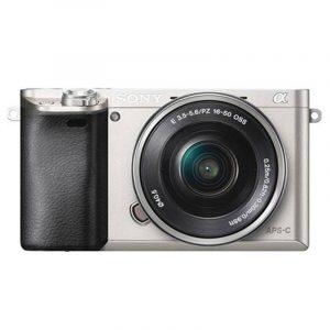 Sony A6100L Kit 16-50mm Silver