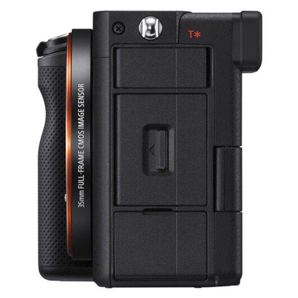Sony A7 C Body Only Black
