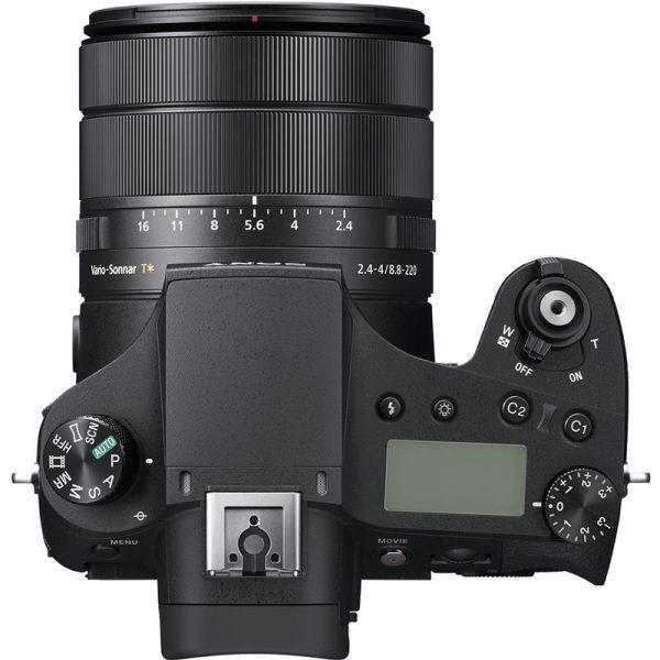 Sony RX 10 Mark IV Black