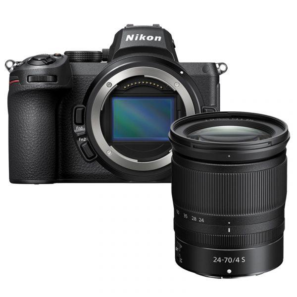 Nikon Z5 Kit 24-70mm