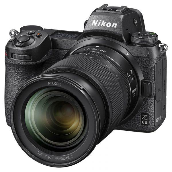 Nikon Z6 II Kit 24-70mm
