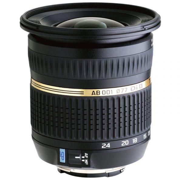 Tamron 10-24mm F3.5-4.5 DI II LD For Canon
