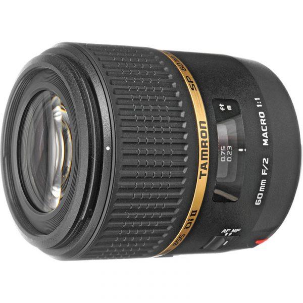 Tamron 60mm F2 Macro For Canon