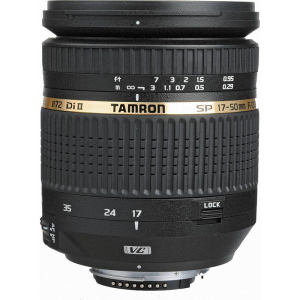 Tamron 17-50mm F2.8 VC For Nikon