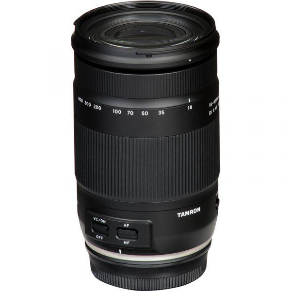 Tamron 18-400mm F3.5-6.3 DI II VC HLD For Canon
