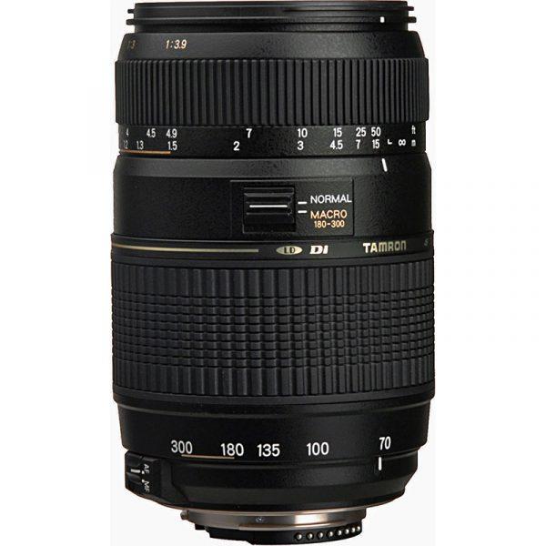 Tamron 70-300mm F4-5.6 DI LD Macro For Nikon