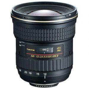 Tokina 12mm-24mmmm F4 II For Nikon