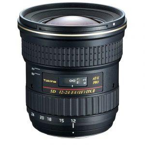 Tokina 12mm-24mmmm F4 II For Canon